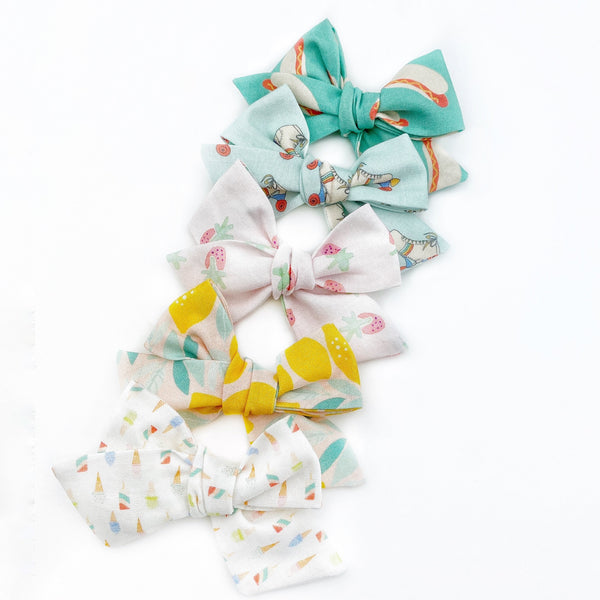 Victoria Bow - Retro Summer