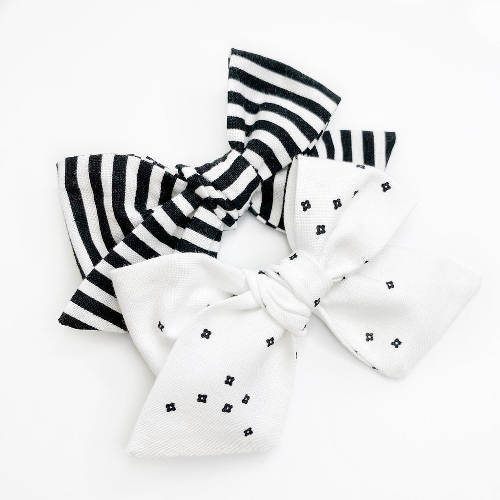 Victoria Bow - Pretty Basics