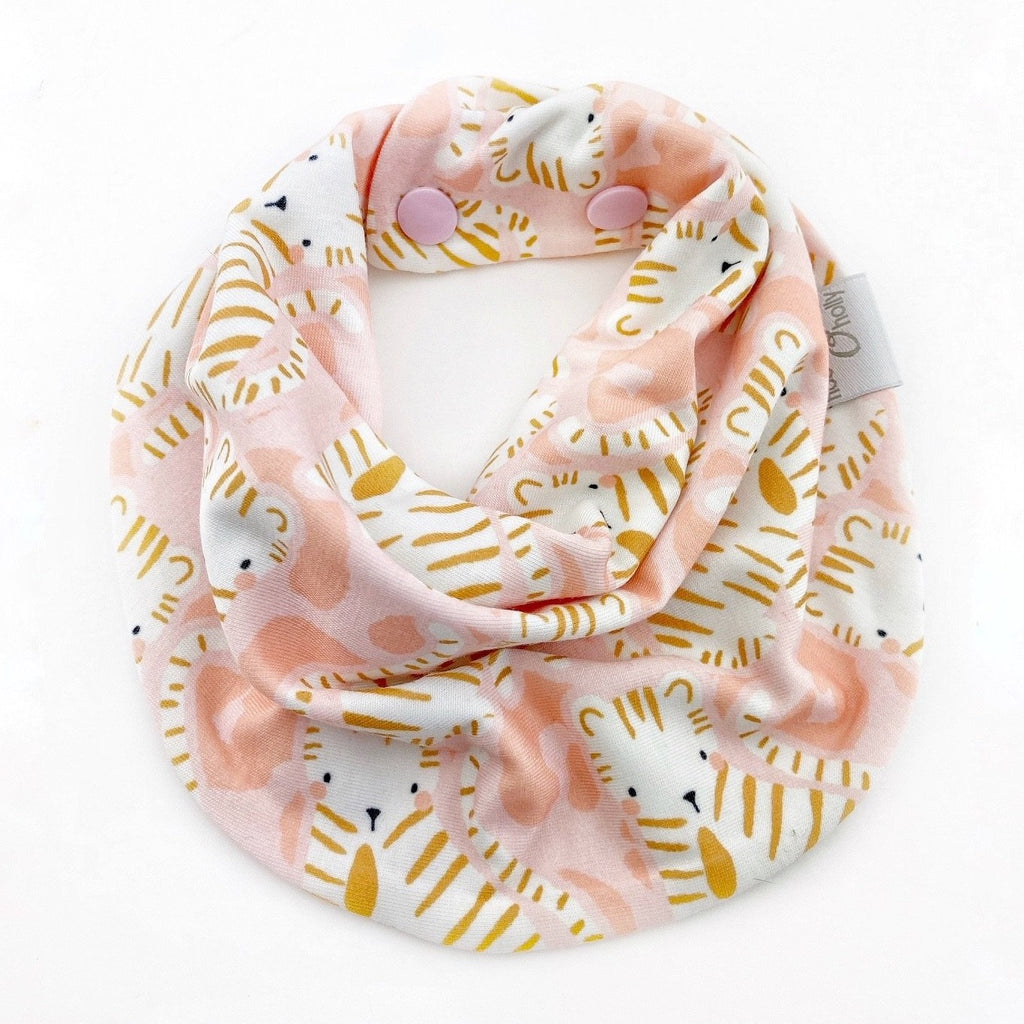 Drool Scarf - Little Tiger
