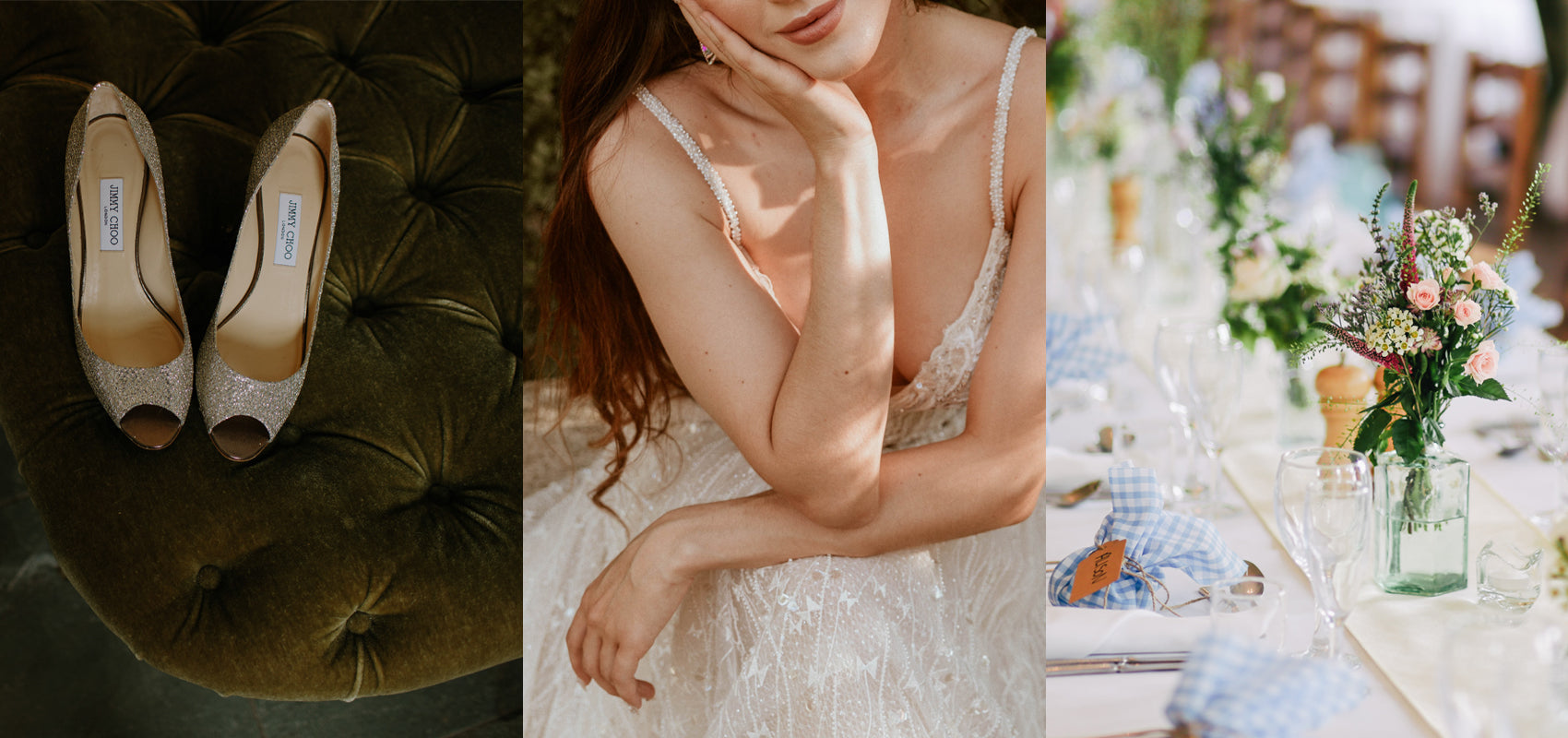Host a virtual bridal shower with these picks from Journelle