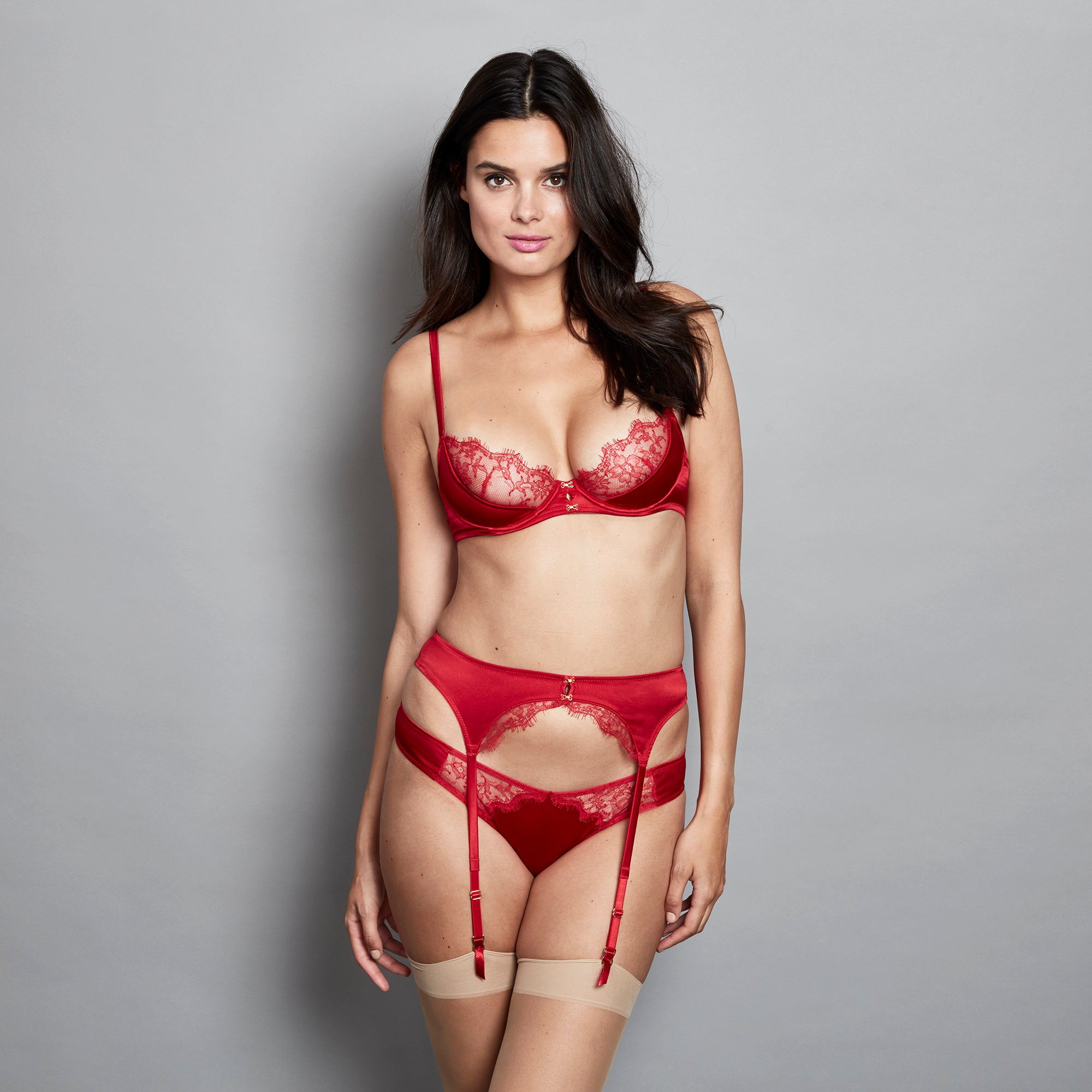 Journelle Veronique Low Balconette Bra
