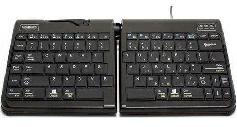 Goldtouch Go 2 Mobile Keyboard PC and Mac