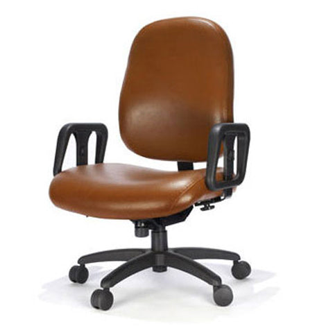 Plus Size Ergonomic Task Chair