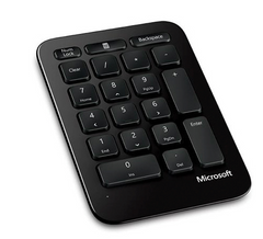 Microsoft Sculpt Keyboard and Numberpad - Wireless