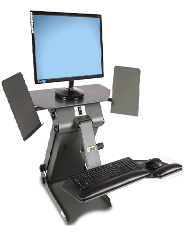 6100 TaskMate Executive Standing Desk