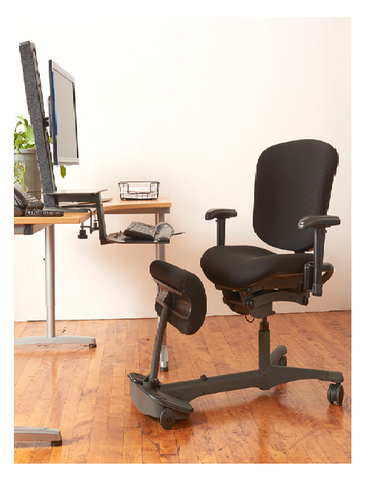 5100 Stance Angle Sit-Stand Chair