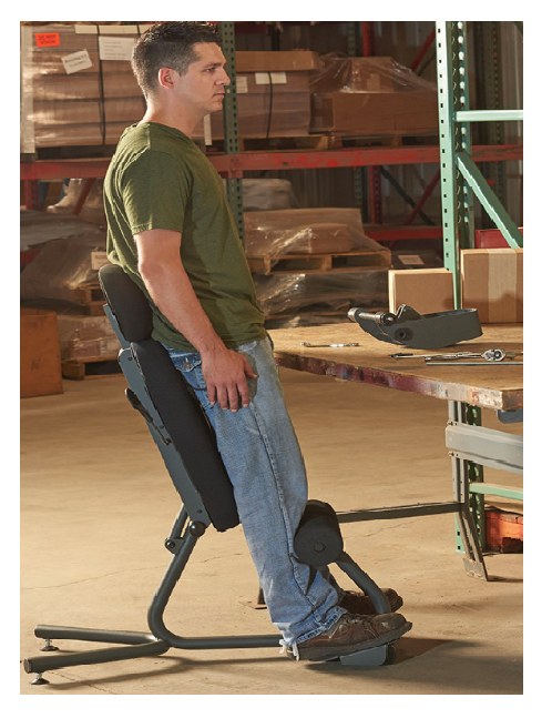 5050 Stance Move Sit-Stand Chair EXT