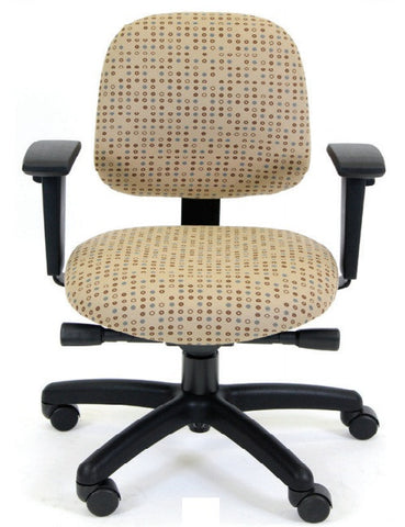 Affordable Medium Back Petite Protask Chair