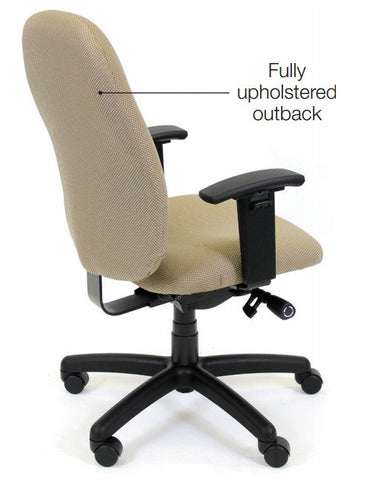 Affordable Managers High Back Protask Chair