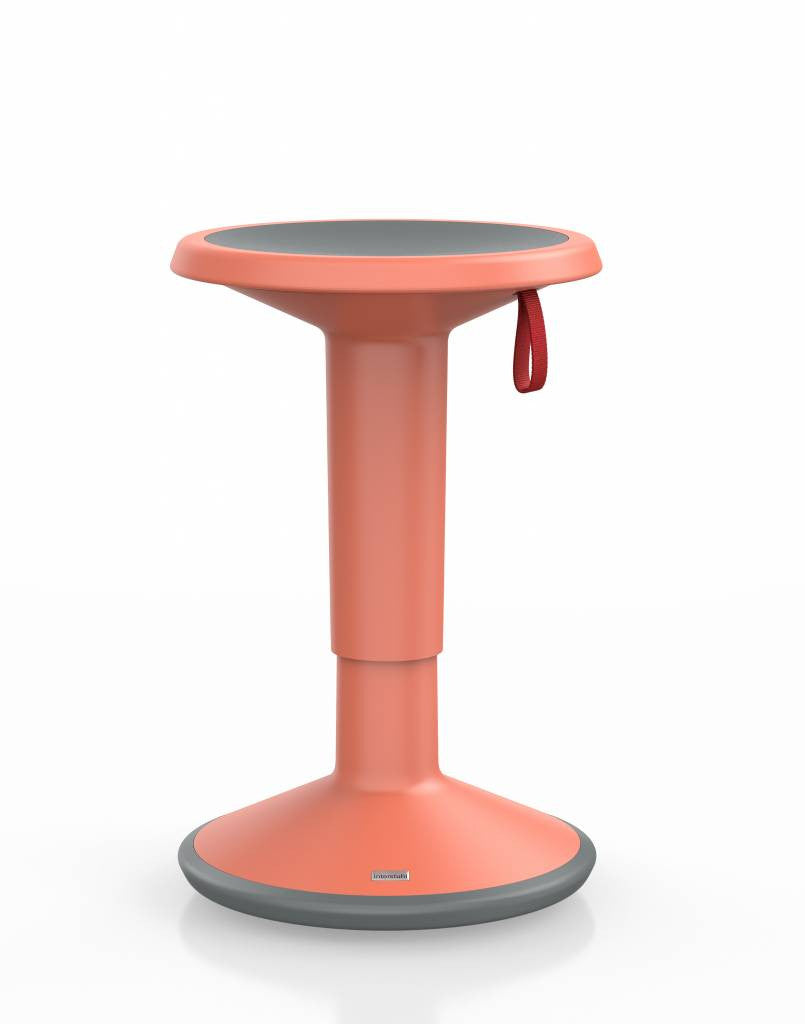 UPis1 stool - Soft Red
