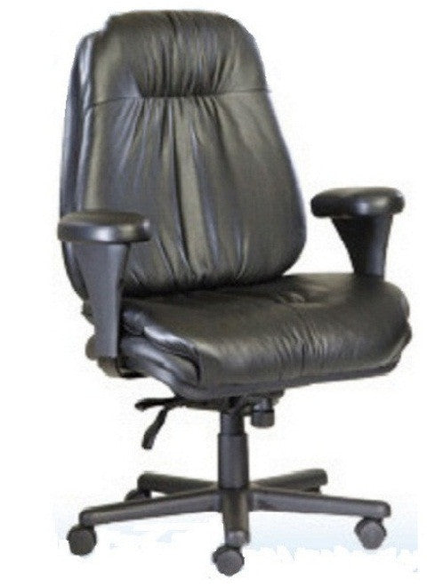 Neutral Posture Executive Leather Big and Tall Chair