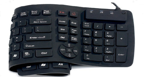 Roll & Go Flexible Keyboard