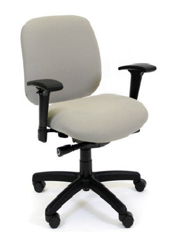 Petite Lowback Protask Chair