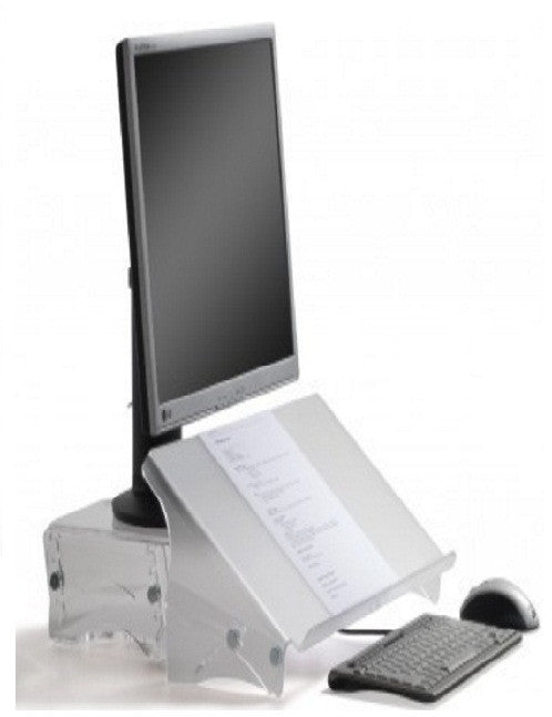 Q-doc 515 Adjustable Acrylic Document Holder