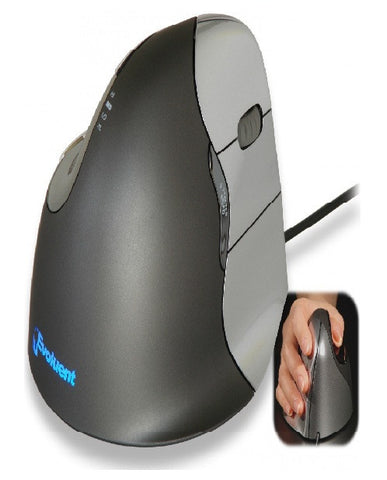 Vertical Mouse 4 Right Handed Wired