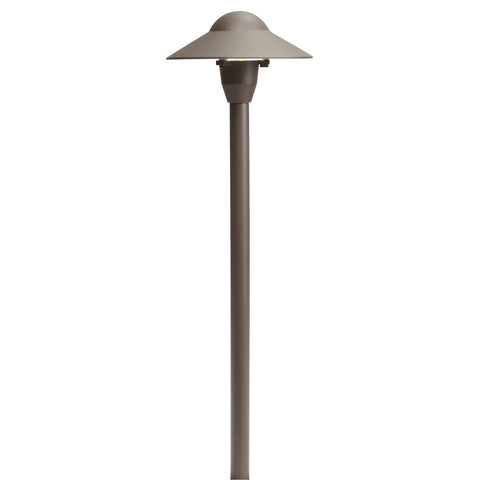 Dome Path Light 6in - 15470AZT