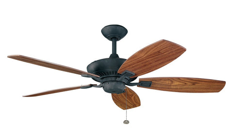 Canfield - 52 Inch Canfield Fan - 300117DBK