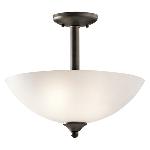 Jolie - Pendant/Semi Flush 2Lt - 43641OZ