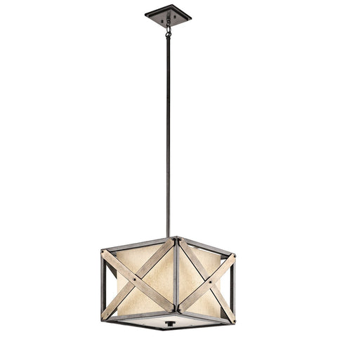 Cahoon - Pendant/Semi Flush 1Lt - 43775AVI