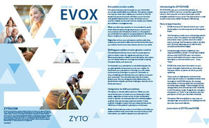 Brochures - EVOX How it Works