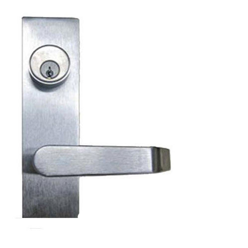 Cal Royal CVRESC 9800 Lever Trim For Concealed Vertical Rod Panic Bars