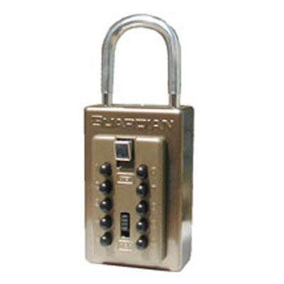 Avanti Guardian Pushbutton Combination Lockbox