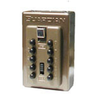 Avanti Guardian Pushbutton Wall Mount Keyless Lockbox