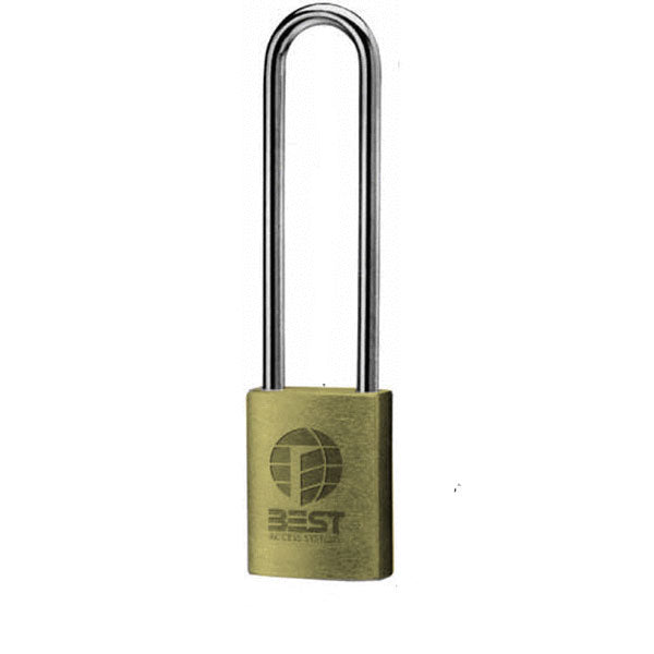 Best 11B782 Padlock Less Core Brushed Brass Finish