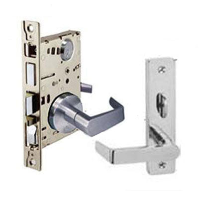 Cal Royal NM Series Grade 1 Mortise Lock With SE Trim