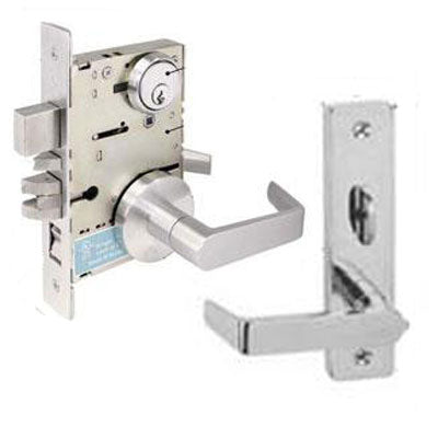 Cal Royal SC Series Grade 1 Mortise Lock With SE Trim