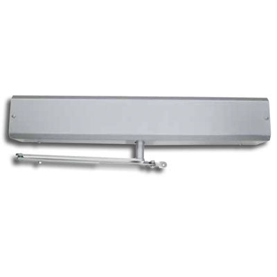 Falcon 8242-STD AL Push Side Mounting Auto Operator Aluminum Finish