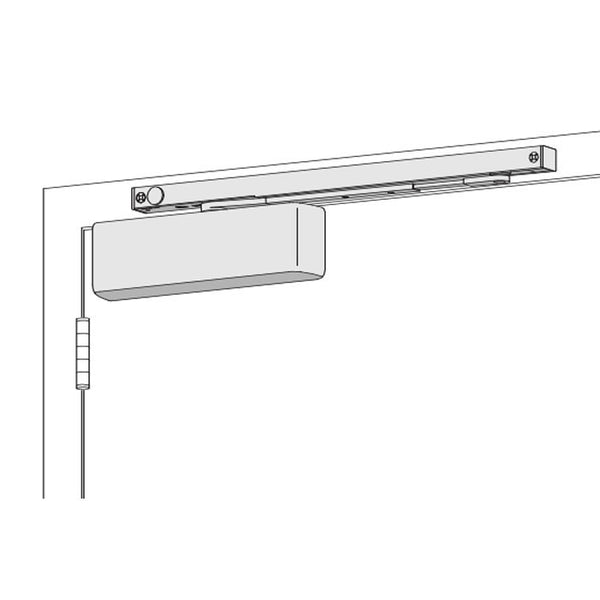 LCN 4040SE Door Closer Aluminum