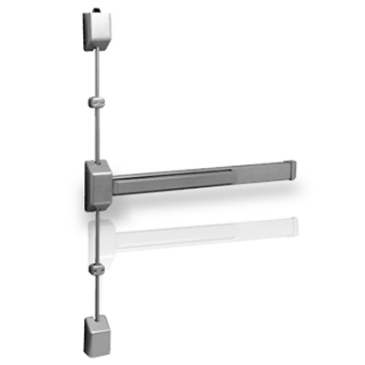 Sargent 3727 Surface Mounted Vertical Rod Panic Bar