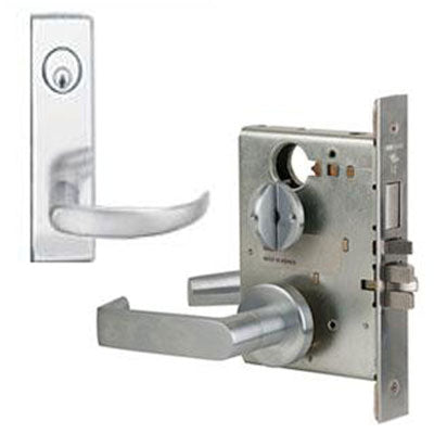 Schlage L9453BD 17N Wide Plate Trim Lever Mortise Lock Accepts Best SFIC Less Core