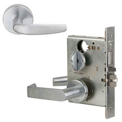 Schlage L9453J 07B Lever Mortise Lock Accepts Schlage LFIC Less Core US Finishes