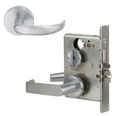 Schlage L9453L 17B Lever Mortise Lock Less Cylinder