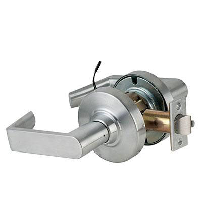 Schlage ND Series Fail Secure Electrically Unlocked Keyless Rhodes Lever Lock