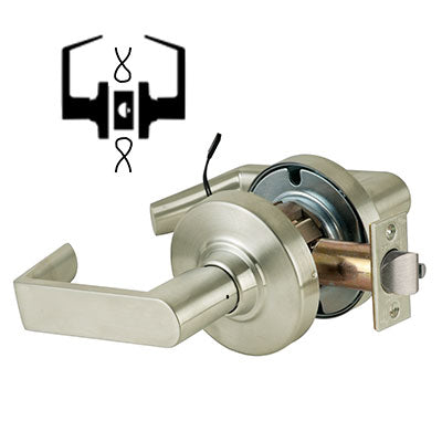 Schlage ND Series Fail Secure Electrically Unlocked Rhodes Lever Lock