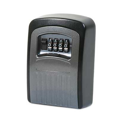 Padlocks 4 Less FJM SL592 Heavy Duty Wall Mounted Key Lock Boxes