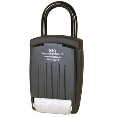 Padlocks 4 Less ShurLok SL500P Imprinted Key Guard Pro Lock Boxes
