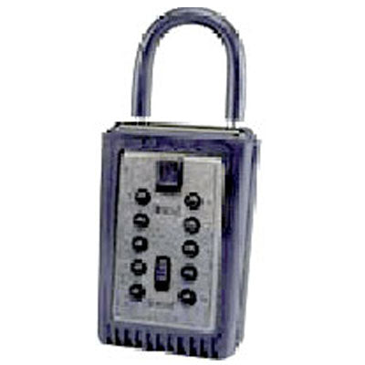 Supra Pushbutton Combination Lock Box