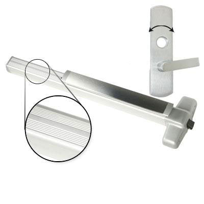 Von Duprin EL99L NL Electrified Latch Retraction Panic Bar With Lever Trim Rigid Night Latch