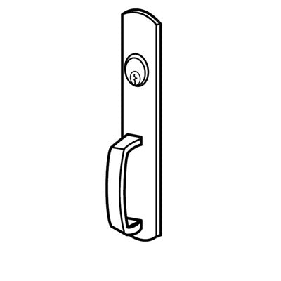 Von Duprin 880NL Night Latch Trim