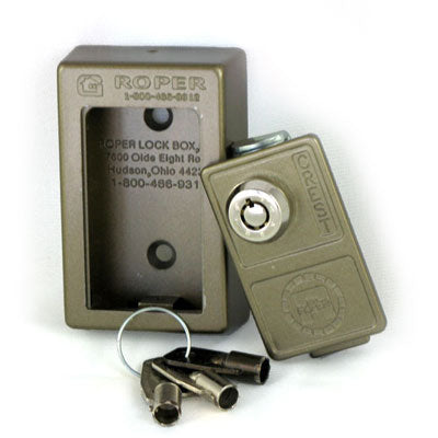 Multi-Key Wall Mounted Lock Boxes