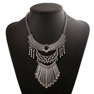 Multilayer Vintage Boho Chick Choker Necklace