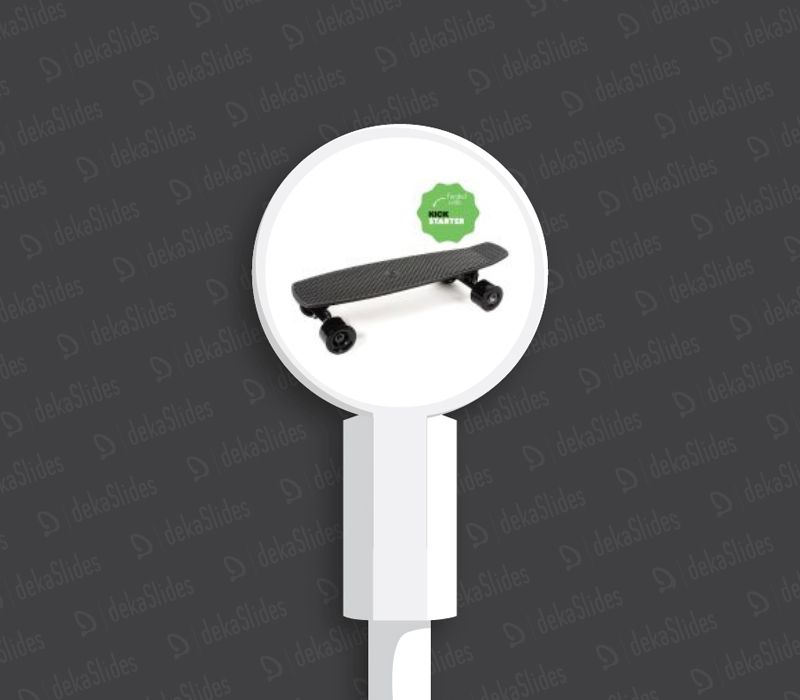 dekaSlides for Earbuds - Customized