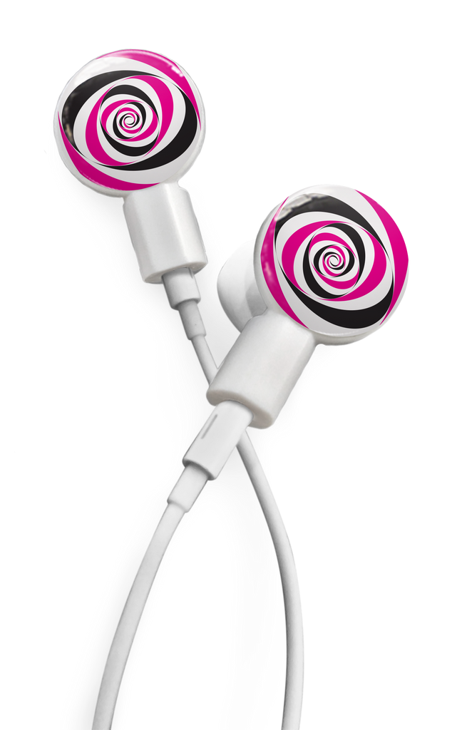dekaSlides Slide-On Earbud Graphics - Lollipop
