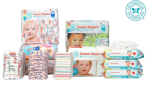 Eco-Friendly Baby Diapers