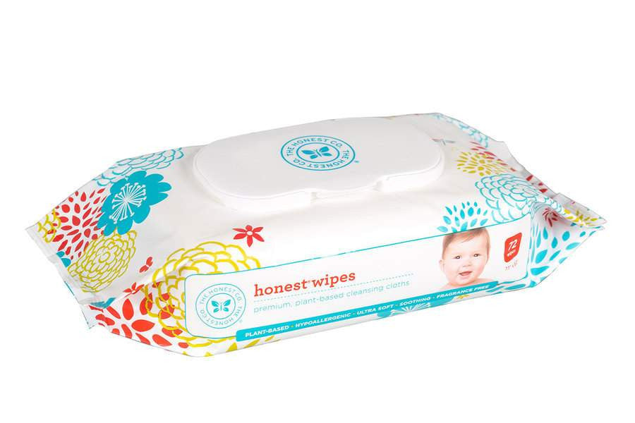 Plant-Based & Hypoallergenic Baby Wipes