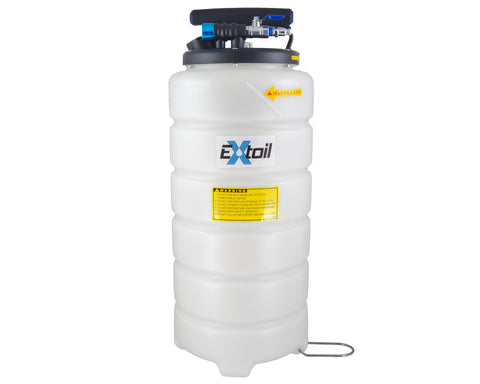 15-Liter Professional Pneumatic Oil Extractor